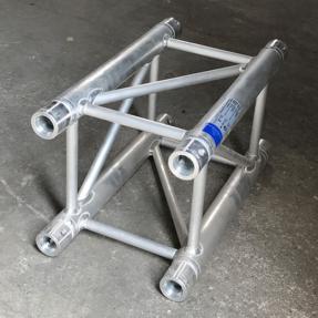 Tweedehands Eurotruss FD34 truss vierkant 50 cm