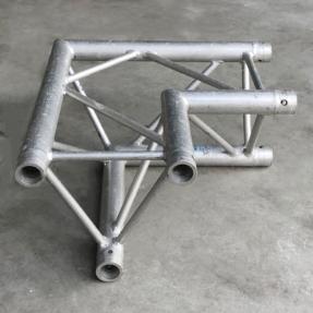 Tweedehands Prolyte H30D-C003 truss driehoek 90 graden 2-weg hoek
