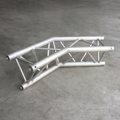 Tweedehands Prolyte X30D-C004 truss driehoek 2-weg 120 graden hoek