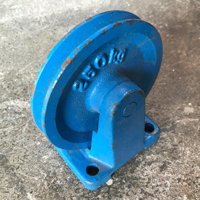Tweedehands staalkabel roller blok 250 KG WZ 21 - WZ 11