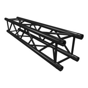 Milos QTU truss vierkant 50 cm zwart