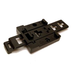 Visual productions DIN-rail adapter voor Cuecore, IoCore en Quadcore