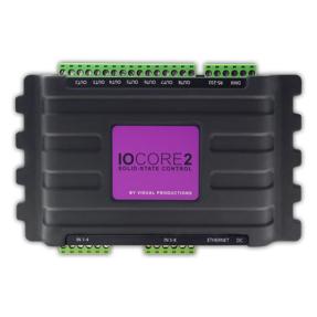 Visual Productions IoCore2 input en output module
