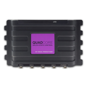 Visual Productions QuadCore lichtcontroller incl. CueluxPro Software 2048ch