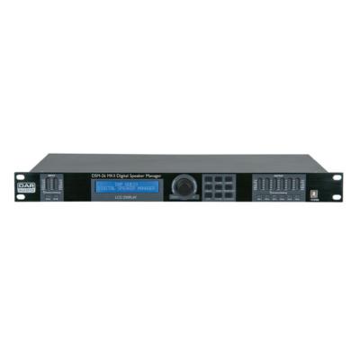 DAP-Audio DSM-26 MKII Digital Speaker Manager