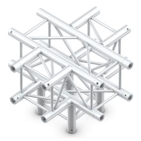 Milos QCB51 truss vierkant 5-weg kruis