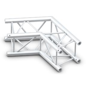 Milos QCM22 truss vierkant deco 120 graden 2-weg hoek