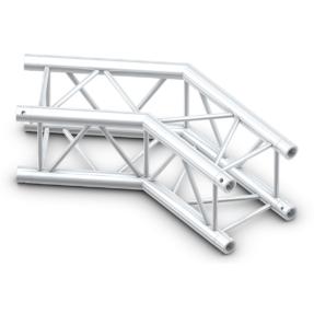 Milos QCM23 truss vierkant deco 135 graden 2-weg hoek