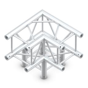 Milos QCM30 truss vierkant deco 3-weg hoek