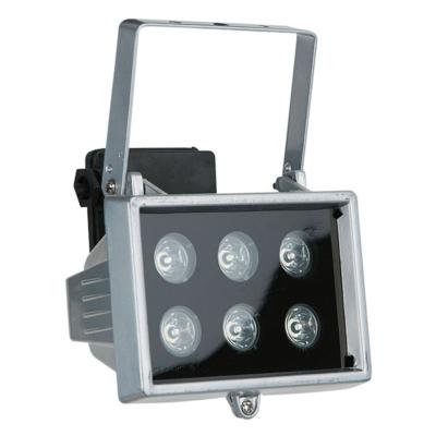 Showtec LED Floodlight 6x 1W, 40°