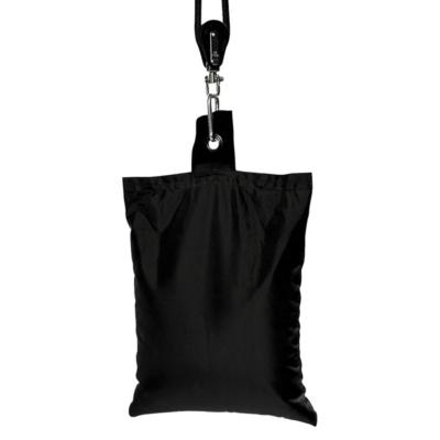 Eurotrack - Ballast Bag - 5 kg - Black
