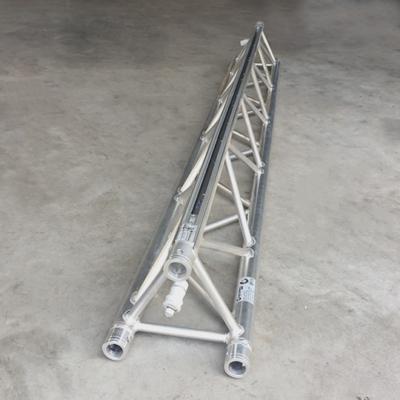 Tweedehands Naxpro-Truss ED33 driehoek 250 cm met 3-fase rail