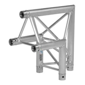 Prolyte truss driehoek H30D-C006 2-weg 90 graden apex up