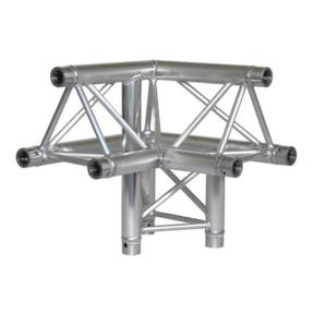 Prolyte truss driehoek H30D-C010 3-weg apex up rechts