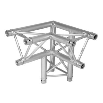 Prolyte truss driehoek H30D-C012 3-weg apex down rechts