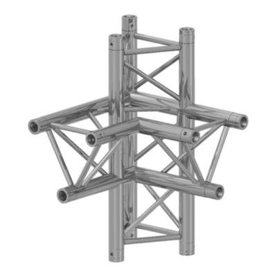 Prolyte truss driehoek H30D-C014 4-weg apex down rechts