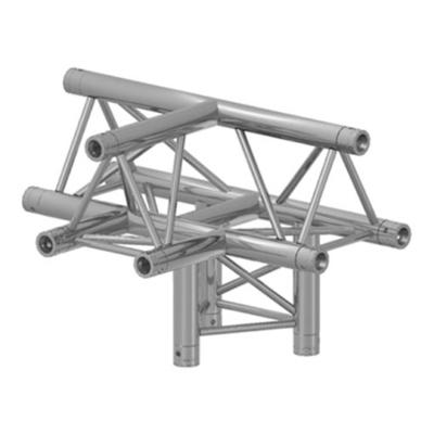 Prolyte truss driehoek H30D-C019 4-weg t-stuk apex up