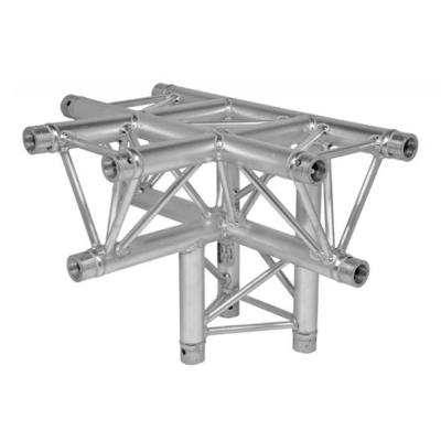 Prolyte truss driehoek H30D-C020 4-weg t-stuk apex down