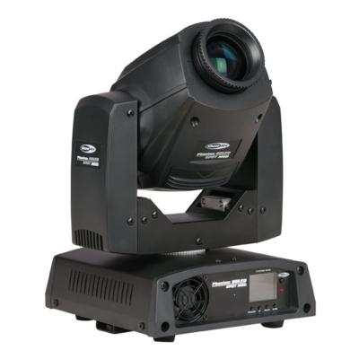 Showtec Phantom 50 LED Spot MKII Zwarte behuizing
