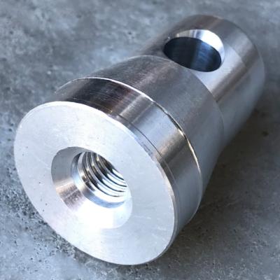 B-Stock halve conische koppeling voor Prolyte truss CCS6-649 voor baseplate 30/40
