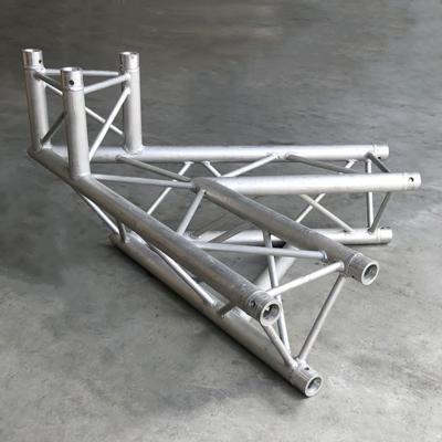 Tweedehands Prolyte H30D-C002 truss driehoek 60 graden 3-weg hoek