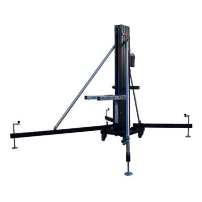 Fantek FT5323 vorklift statief 1,7-5,3m 230kg zw.
