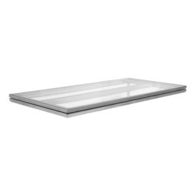 StageDex Basic Line 200x100cm acrylaat transparant