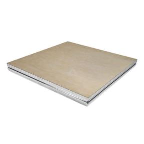 StageDex SM-DL-U-100100 Basic Line 100x100cm blank - ongelakt