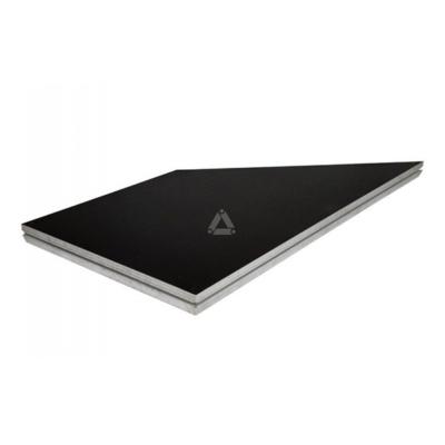StageDex Basic Line 200x100x150cm rechts zwart