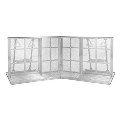 Prolyte StageDex barrier basis voor 135 gr. hoek