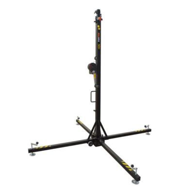 Fantek T102D top load statief 1,99-5m 100kg zw