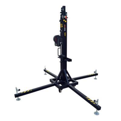 Fantek T104D top load statief 1,73-5,3m 200kg zw