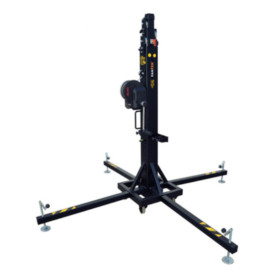 Fantek T105D top load statief 1,75-5,3m 225kg zw