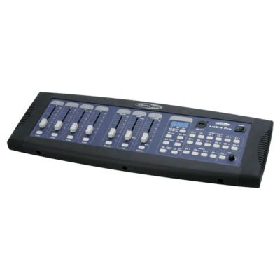 Showtec Lite 4 Pro 9-kanaals DMX-controller
