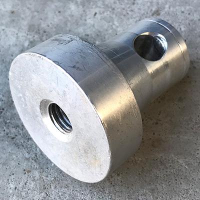 Tweedehands Interal Protruss half conische koppeling (Scon) H=15mm M12 schroefdraad