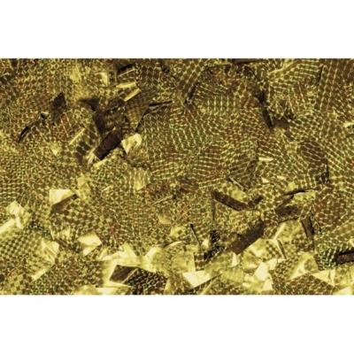 Showtec Show Confetti Goud - Laser