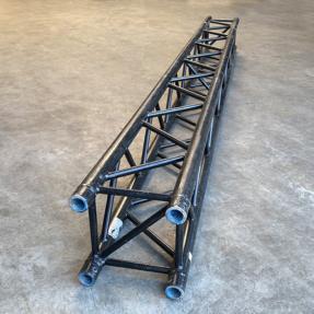 Tweedehands Interal Intertruss FS34 HD truss vierkant 300 cm zwart