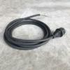 B-stock prefab 3 meter 3 x 1,5 mm2 H07RN-F Neopreenkabel  met schuko
