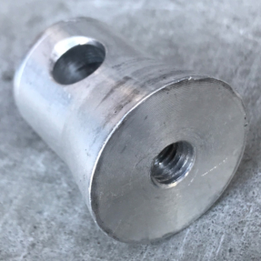 Tweedehands halve conische koppeling Interal Protruss M10