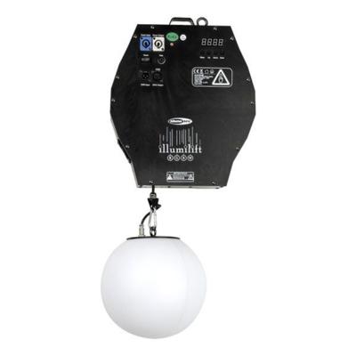 Showtec Illumilift RGBW 4m Takel / 25 cm LED bol