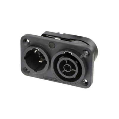 Neutrik PowerCon True1 in/outlet connector afsluitbare 16A netstekker