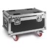 BeamZ FCC9 Flightcase voor 8x BBP9 Series Uplights