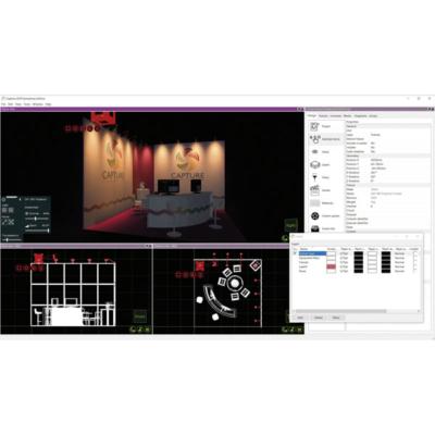 Capture Capture 2019 Duet Edition Lichtdesign en visualisatiesoftware