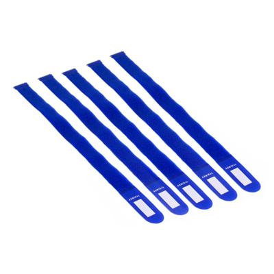 Admiral cable wrap 55cm blauw (5 stuks)