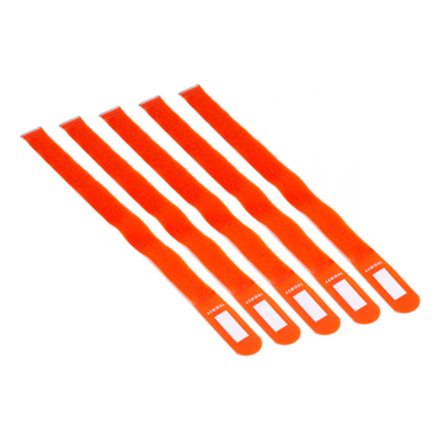 Admiral cable wrap 55cm oranje (5 stuks)