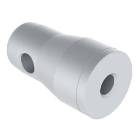 SIXTY82 truss M02 halve conische koppeling M12 H=19mm voor M serie