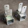 Tweedehands Fantek truss adapter 45x45mm (2 stuks)