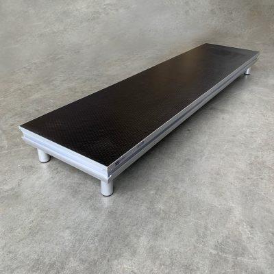 B-stock Power Dynamics Deck750 Top Line Hexa 200x50cm podiumdeel in- en outdoor