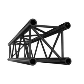 Alprocon F34 truss vierkant 200 cm zwart