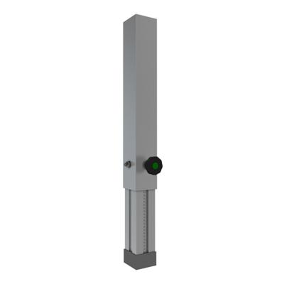 Power Dynamics Deck750 Telescopische Poot 40 - 60cm